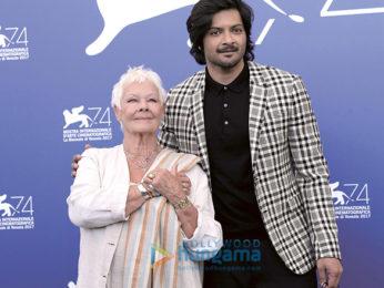 Judi Dench, Ali Fazal and others grace the World Premiere of 'Victoria and Abdul'