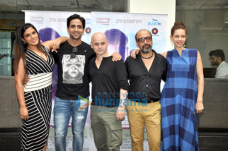 Kalki Koechlin and Richa Chadha grace the trailer launch of their film 'Jia aur Jia'