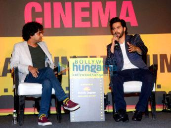 Kangana Ranaut, Varun Dhawan and Vivek Oberoi at 8th Jagran Film Festival