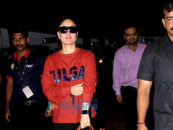 Kareena Kapoor Khan, Anushka Sharma and Taapsee Pannu and others snapped at the airport
