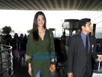 Kriti Sanon off to Delhi
