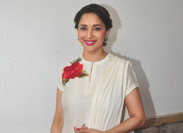 Madhuri Dixit to make her international music debut with - The Film Star