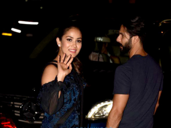Mira Rajput's birthday bash at Nara Thai Restaurant