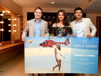 Parineeti Chopra appointed as the Friend of Australia