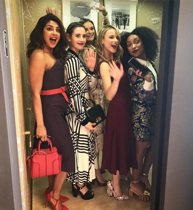 Priyanka Chopra makes a stunning-1