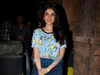 Promotions of Golmaal Again and Bhoomi on the sets of Khatron Ke Khiladi