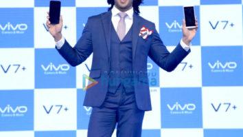 Ranveer Singh attends the launch of Vivo V7 Plus