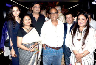 Sarika, Satish Kaushik, Anup Jalota and others grace the special screening of the film 'Mr. Kabaadi'