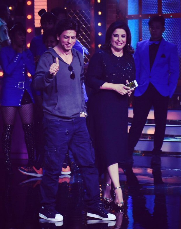 Shah Rukh Khan, Karan Johar, Preity Zinta, Parineeti Chopra come together for Farah Khan's Lip Sing Battle and here are the details5