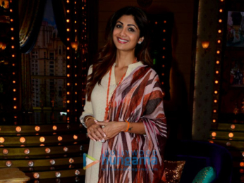 Shilpa Shetty on the first day of her new show 'Super Dancer 2'
