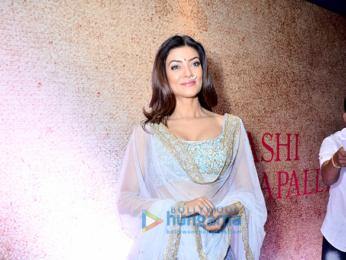Sushmita Sen launches the Shashi Vangapalli Store