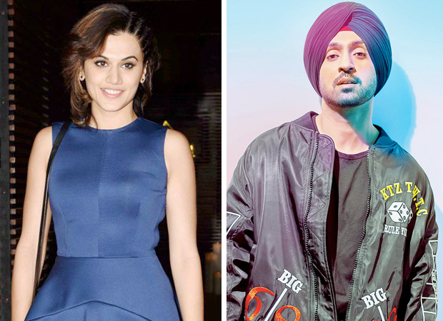 Taapsee Pannu all set to star opposite Diljit Dosanjh in the untitled Shaad Ali film