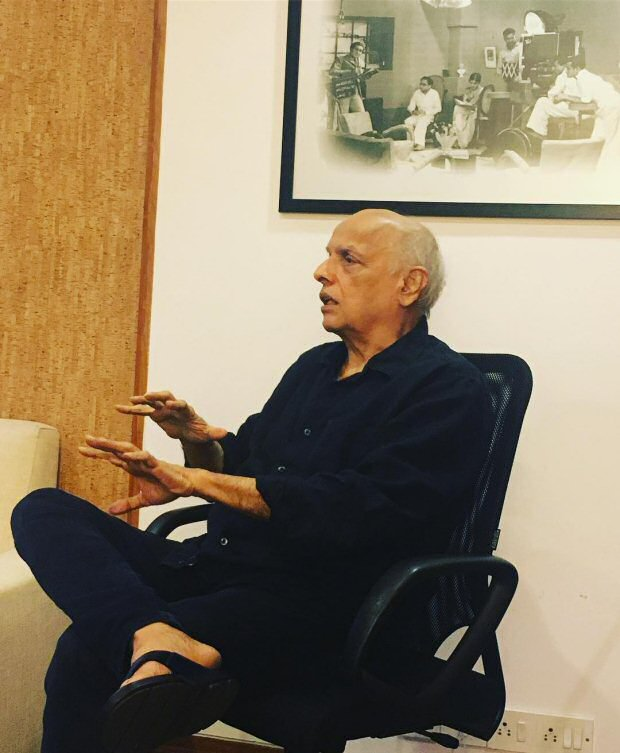 WOW! Mahesh and Pooja Bhatt begin work on Sadak 2