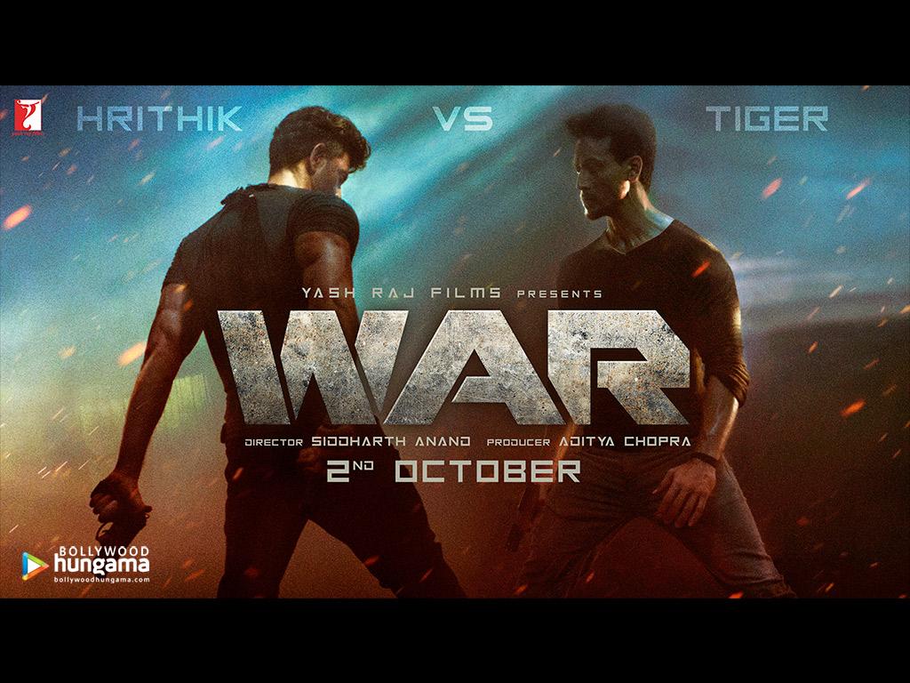 War 2019 Wallpapers War 1 4 Bollywood Hungama