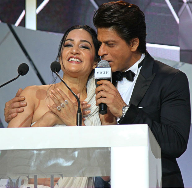 When Shah Rukh Khan serenaded Archie Panjabi with 'Kuch Kuch Hota Hain' -1