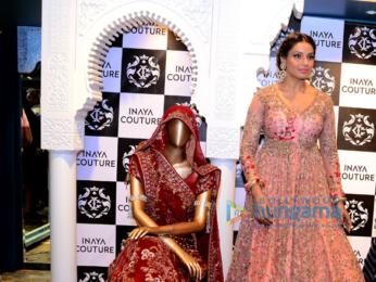 Bipasha Basu at a store launch in New Delhi