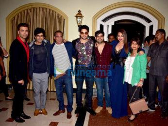 Cast of 'Ittefaq' attend press meet
