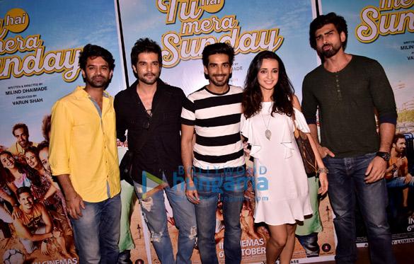 Celebs grace the special screening of 'Tu Hai Mera Sunday'