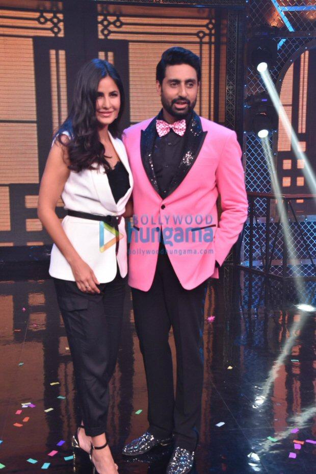 Check out Katrina Kaif grooves with Abhishek Bachchan on 'Sheila Ki Jawaani' (1)