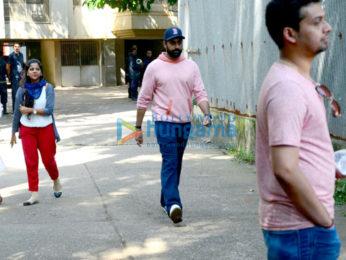 Fire breaks out at La Mer, Bandra; Aishwarya Rai Bachchan and Abhishek Bachchan pay a visit