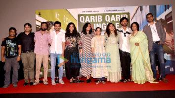 Irrfan khan launches 'Qarib Qarib Singlle'