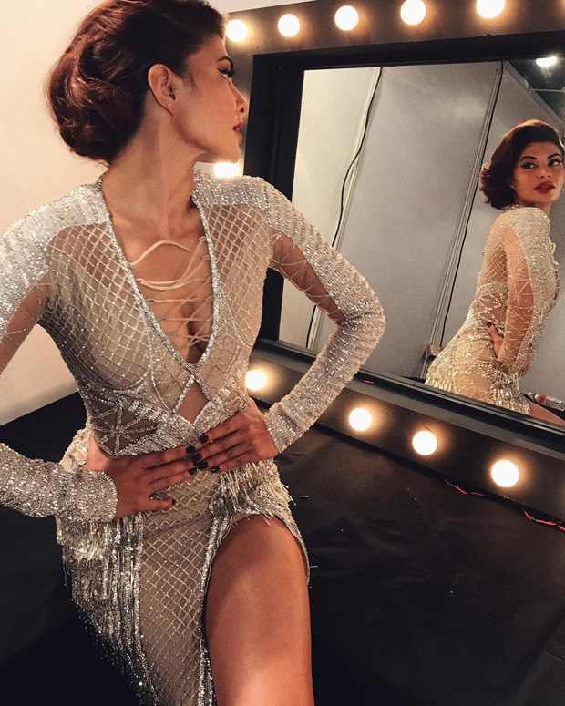 Jacqueline Fernandez turns showstoppers in this sexy outfit for Blenders Pride Fashion Tour and we can't take our eyes off it (2)