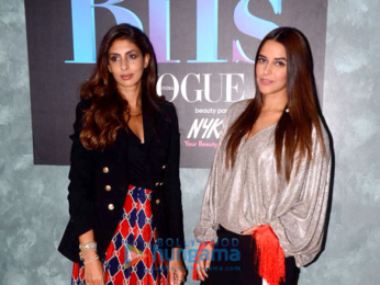 Karan Johar, Shweta Bachchan, Neha Dhupia shoot for VOGUE BFFs
