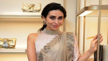 Karisma Kapoor at Jimmy Choo store launch