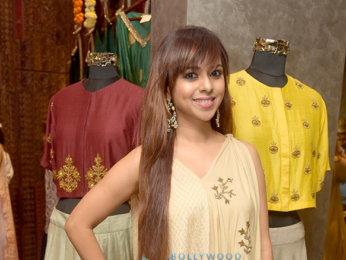 Mugdha Godse graces the exclusive preview of MVS fine jewellery