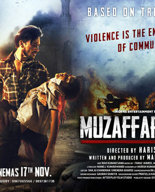 First Look Of The Movie Muzaffarnagar - The Burning Love Story