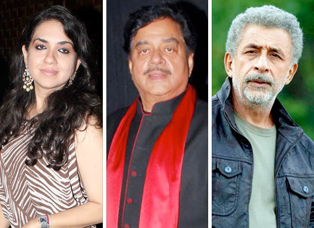 No National Anthem in movie screenings BJP's spokesperson Shaina C and BJP's most vocal person Shatrughan Sinha battle it out