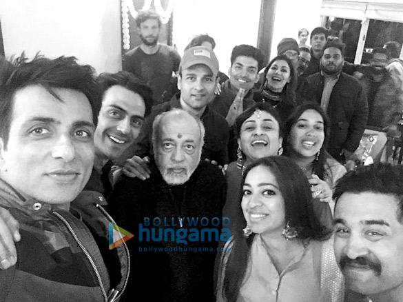Paltan 001 Paltan 2018 On The Set Bollywood Hungama
