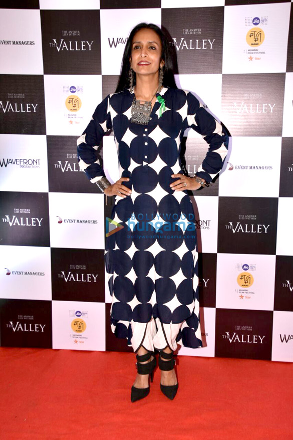 Pooja Bhatt at the launch of the film 'The Valley'