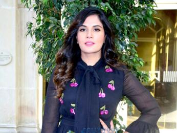 Richa Chadha, Zaira Wasim and Sumeet Vyas attend 'Mumbai Manthan 2017'