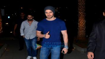 Salman Khan, Esha Deol, Sooraj Pancholi snapped at BKC
