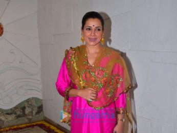 Himesh Reshammiya, Ekta Kapoor and others at Sandeep Sikand's Diwali bash