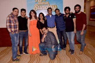 Screening of 'Tu Hai Mera Sunday'