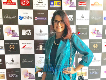 Sona Mohapatra at 'MTV India Music Summit'