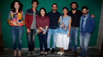 Success party of 'Secret Superstar'
