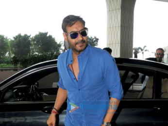 Team of 'Golmaal Again' leave for Delhi to promote their film