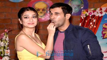 Trailer launch of 'Shaadi Mein Zaroor Aana'