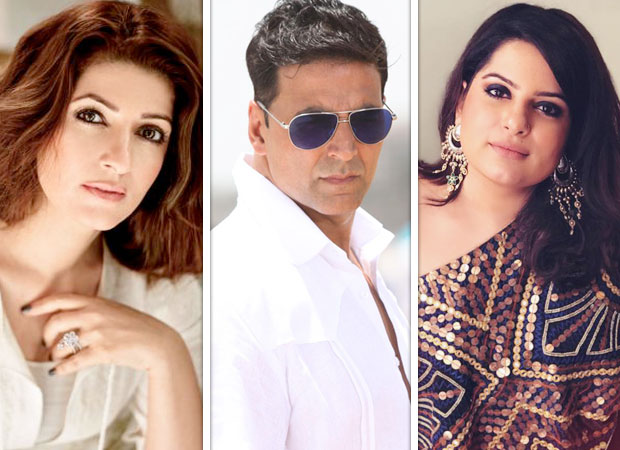 Twinkle Khanna tweets about Akshay Kumar's lame jokes and here's what Mallika Dua has to say