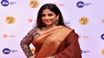 Vidya balan attends 'JIO MAMI Movie Mela 2017'
