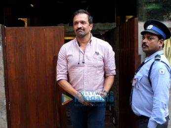 Aditi Rao Hydari and Atul Kasbekar spotted at Indigo in Bandra