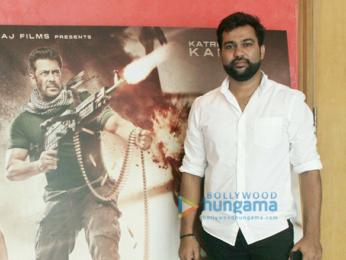 Ali Abbas Zafar at the trailer launch of 'Tiger Zinda Hai'