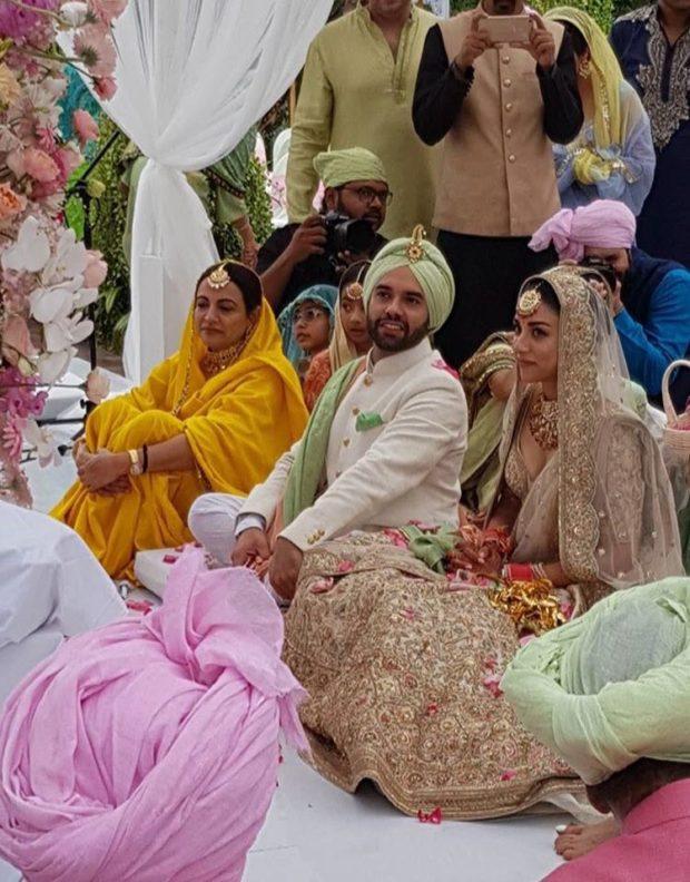 Amrita Puri's wedding in Bangkok (3)