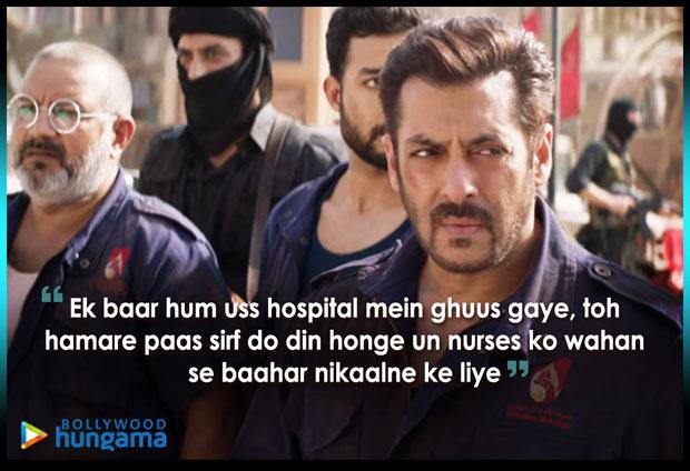 Best dialogues from Salman Khan starrer Tiger Zinda Hai's trailer-3