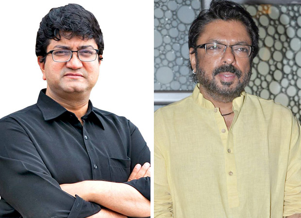 CBFC Chief Prasoon Joshi completely disowns Arjun Gupta's anti-Bhansali rant