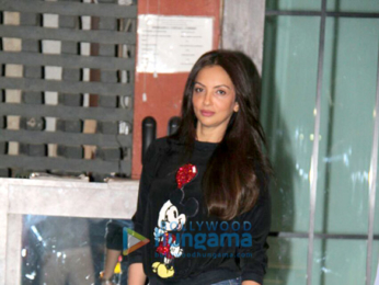 Celebs grace Arpita Khan Sharma's bash