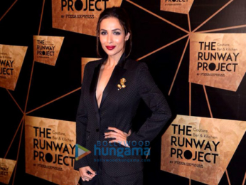 Celebs grace the launch of 'The Runway Project' restaurant